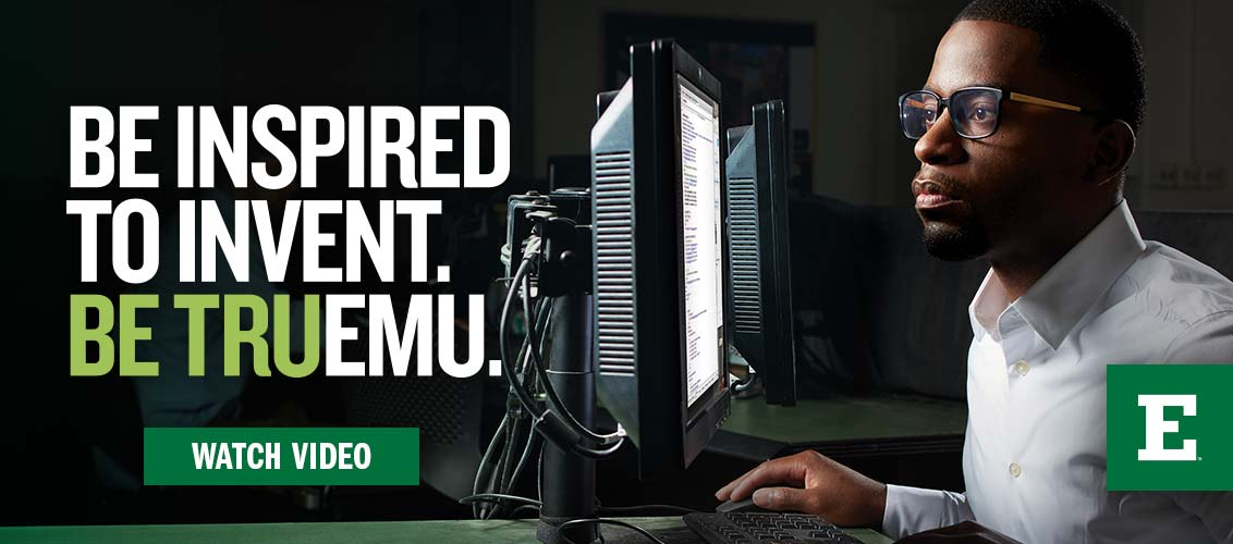 Be Inspired to Invent. Be TRUEMU. Watch video.