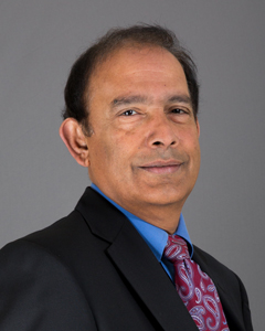 A photo of Murali Nair