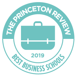 2019 Princeton Review Best Business Schools