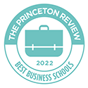 Princeton Review Best Business Schools logo