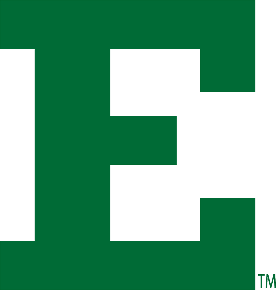 block-E logo green