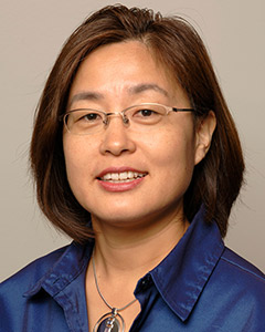 A photo of Myung-Sook Koh.