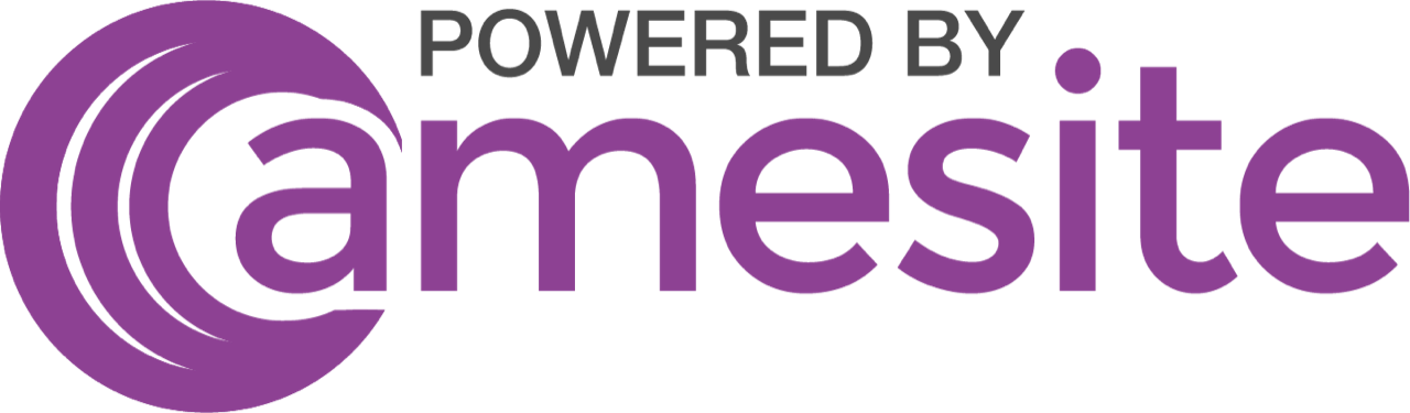 Powered by Amesite Logo