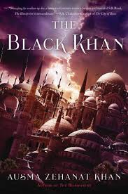 book title for Black Khan