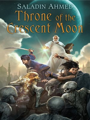 Book cover for Crescent Moon