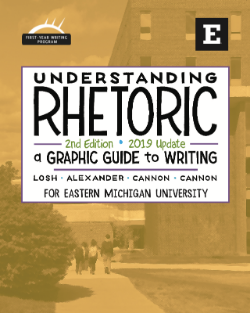 Cover of the Understanding Rhetoric page.