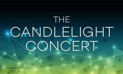 candlelight concert graphic
