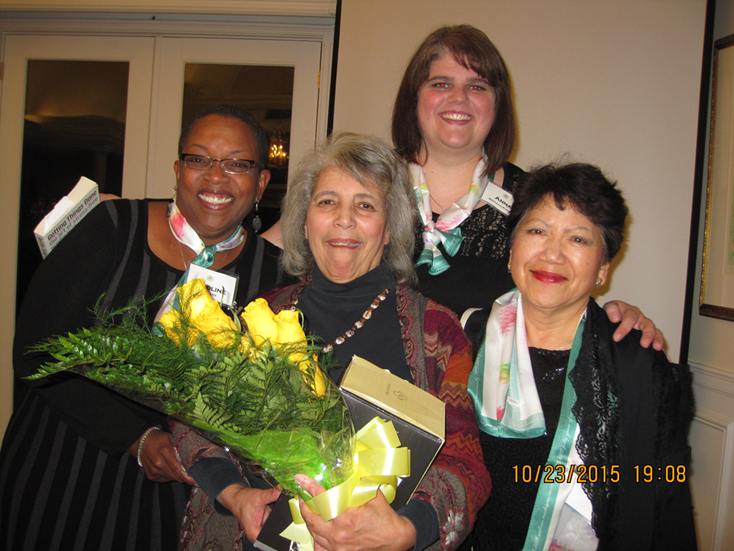 A photo from the WGST 40th Anniversary Celebration.